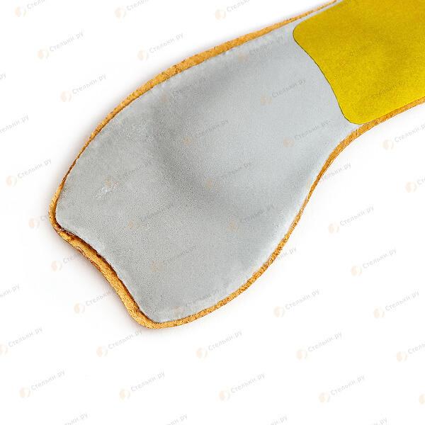 Ортопедические полустельки для обуви на каблуке 0 до 8 см с поддержкой поперечного свода стопы