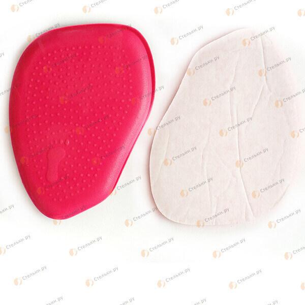 Влаговпитывающие гелиевые вкладыши в обувь, женские, для повседневной носки (арт. 70В)