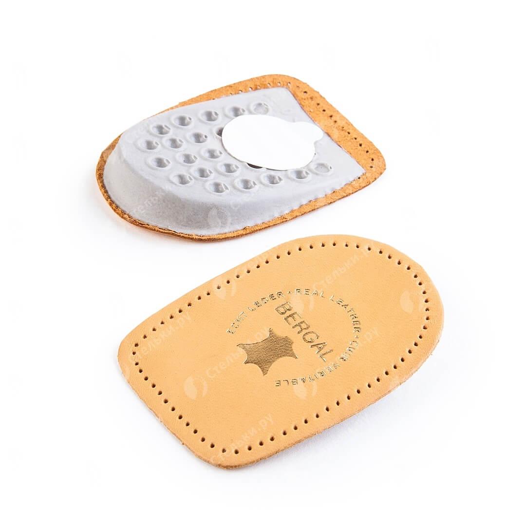 Ортопедические амортизирующие подпяточники для обуви