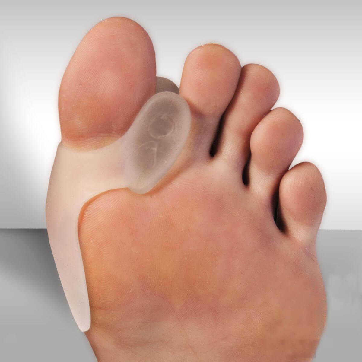 Вальгус Про (Valgus Pro) - защита от роста косточки большого пальца (бурсопротектор для стопы) (арт. 41С)