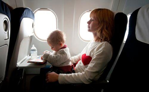 Авиакомпания Победа: что необходимо знать о перелете с ребенком