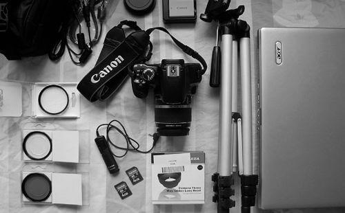 Правила провоза фото- и видеотехники в салоне самолета Победы